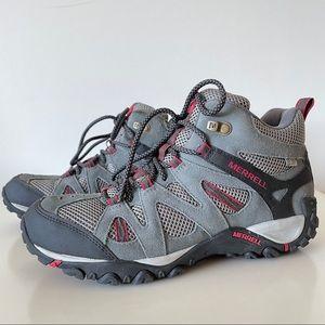 Merrell Deverta Mid Vent Waterproof Hiking Boots